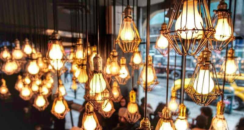 Køb dine lamper over nettet